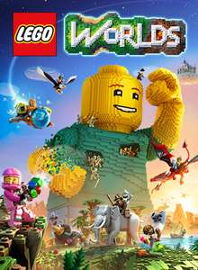 Lego Worlds - Nintendo Switch [eShop Russland]
