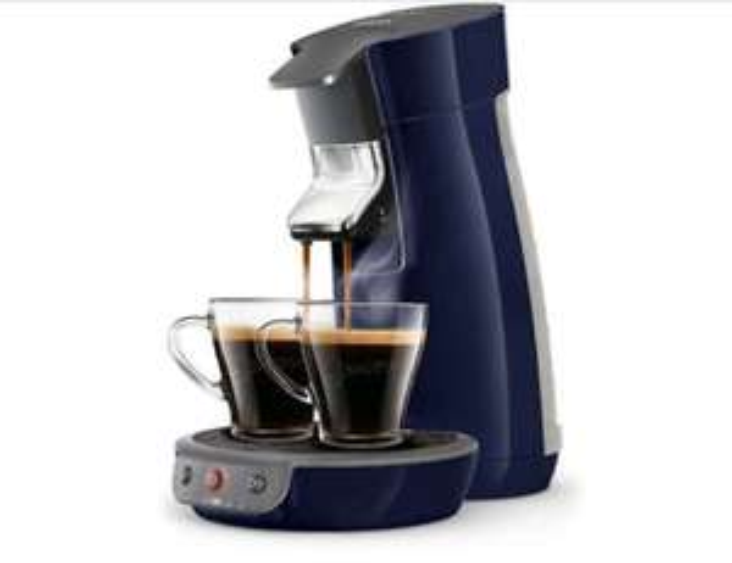 PHILIPS Senseo Viva Café HD6561/70 Kaffeepadmaschine 1450 Watt, leichte Verpackungsmängel möglich, Neu