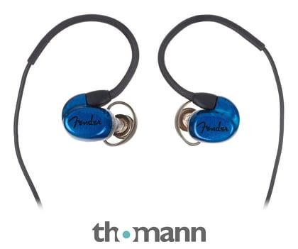 Fender CXA1 In-Ear-Monitor blau