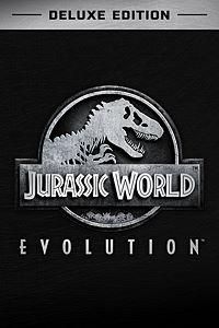 Jurassic World Evolution - Deluxe Bundle (Xbox One Digital Code) für 17,51€ (Xbox Store AR VPN)