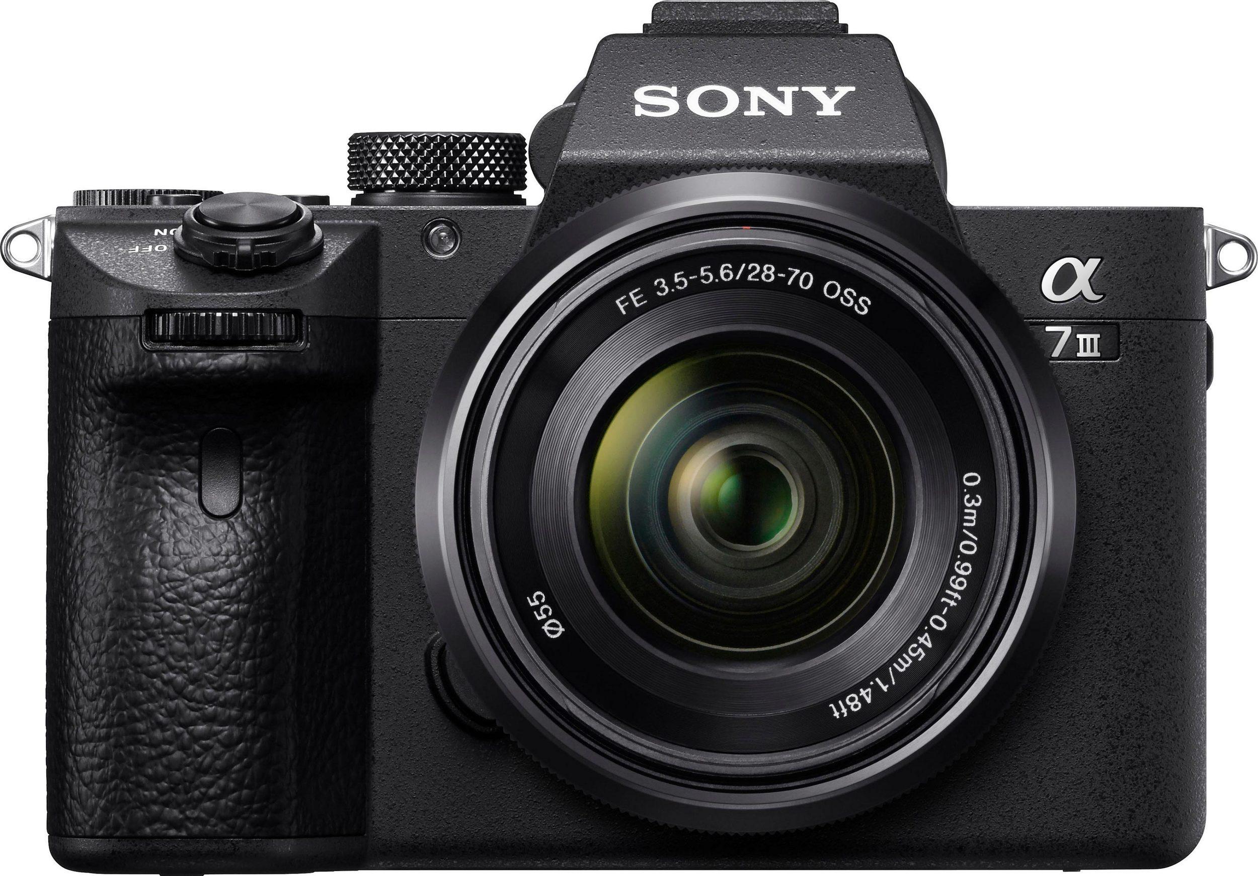 [OTTO] Sony A7 III mit Kitobjektiv -4% (mit weiterem Gutschein sogar bis zu 9%)