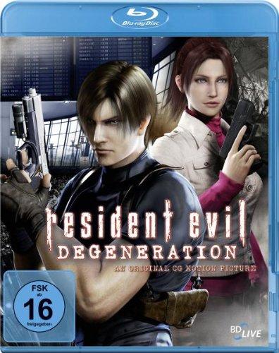 Resident Evil: Degeneration (Blu-ray) für 3,97€ (Dodax)