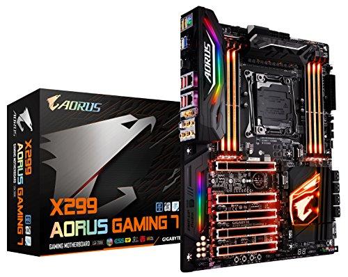 Aus den USA importieren: Mainboard Gigabyte X299 Aorus Gaming 7
