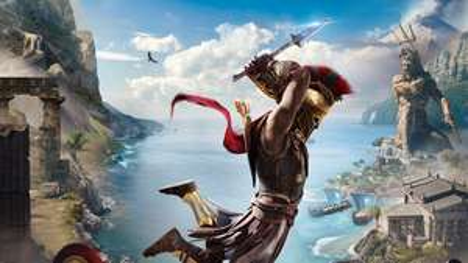 """""""Spartan Pack DLC"""" für Assassin's Creed: Odyssey kostenlos [Ubisoft]"""