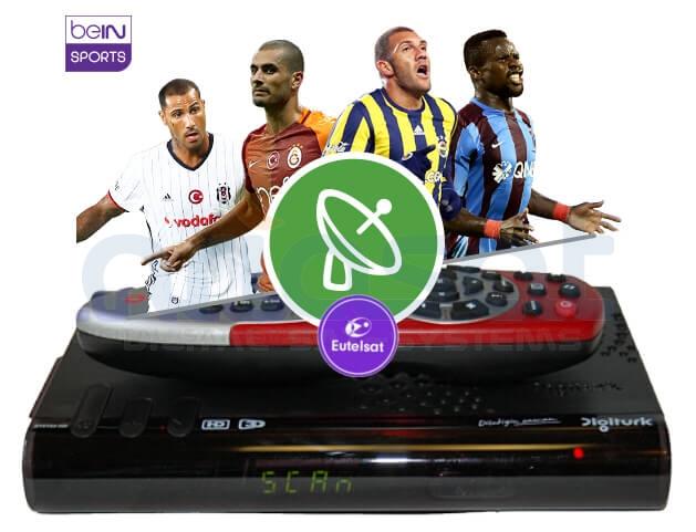 Digitürk beIN Sports SAT HD Paket   Monatlich 16,90€*