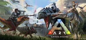 ARK:Survival Evolved (Steam) für 19,79 € + XBOX PlayAnywhere Edition (MicrosoftStore) für 28 € + Season Pass für 19,99 € (Steam)
