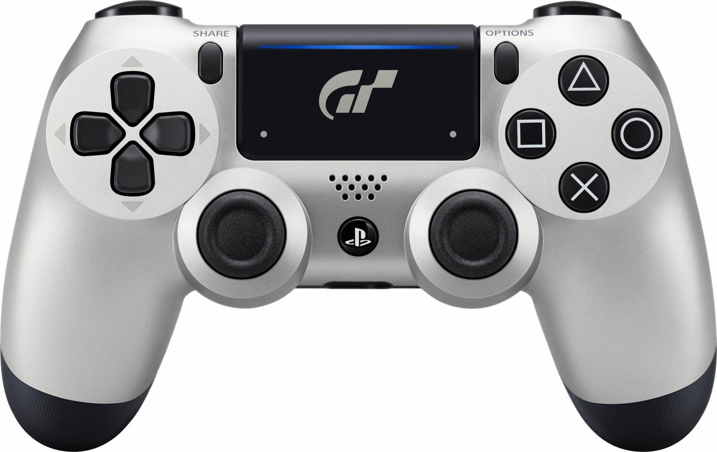 PS4 Dualshock V2 Controller GT Sport Edition, andere Farben mit Aufpreis möglich