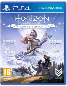 (Ps4) Horizon Zero Dawn Complete Edition [PEGI EU]
