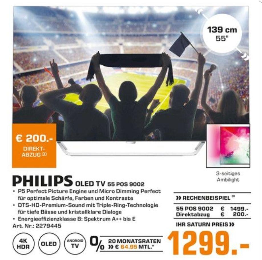 Philips 55 POS 9002 OLED