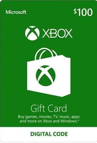 [Rakuten.com] Xbox 100 USD Guthaben / Giftcard für 85 USD dank Coupon