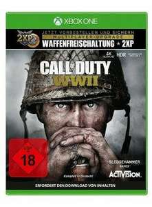 Call of Duty: WWII(Xbox One & Ps4)