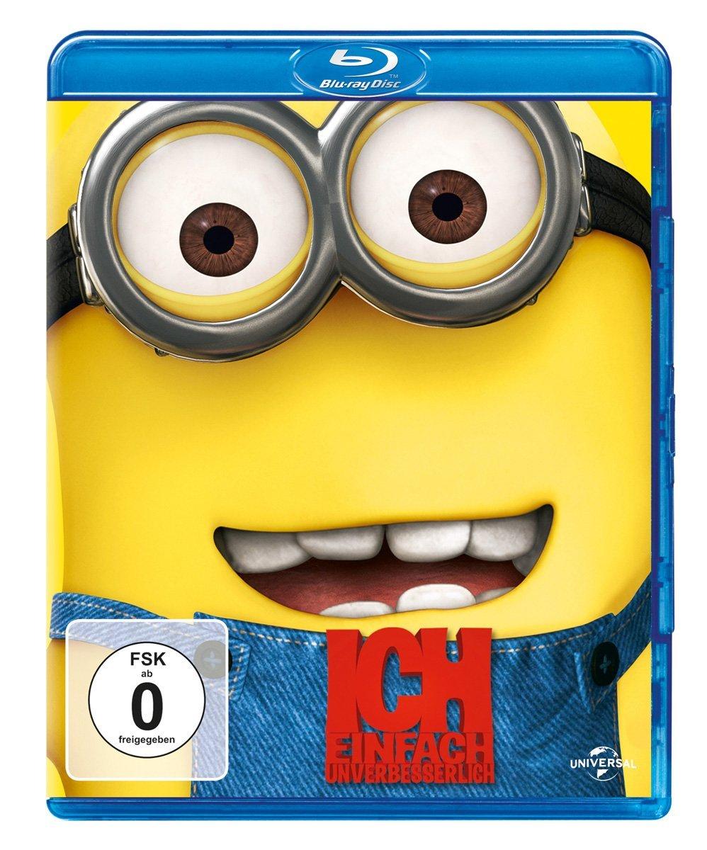 Ich - Einfach unverbesserlich (Blu-ray) & Inglourious Basterds (Blu-ray) für je 3,67€ (Dodax)