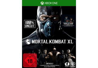 Mortal Kombat XL für 19,99€ bei Saturn