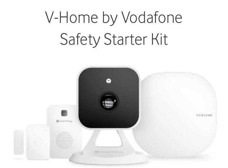V - Home Safety Starter Kit zum Release reduziert