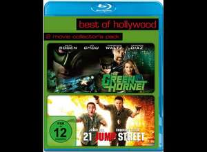 Best of Hollywood 2 Movie Collectors Pack: The Green Hornet / 21 Jump Street (Dodax eBay)
