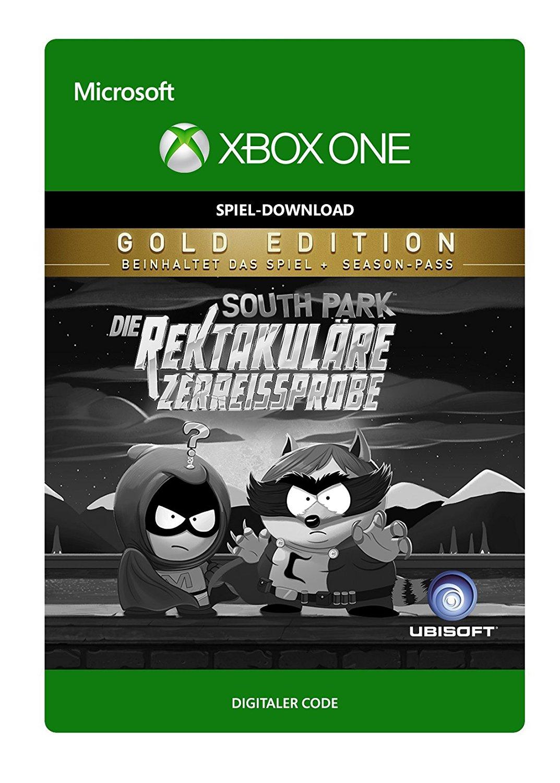 South Park: Die rektakuläre Zerreißprobe Gold Edition (Xbox One) für 10,22€ (Xbox Store AR VPN)