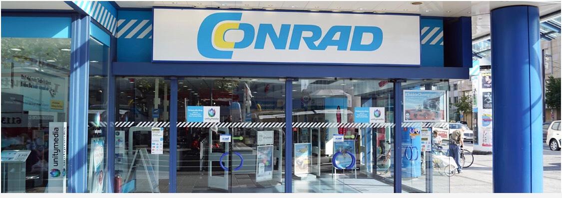 [Lokal] Conrad Frankfurt an der Zeil, 10% auf alle Smarthome Produkte sowie Google Home Mini for 29,99