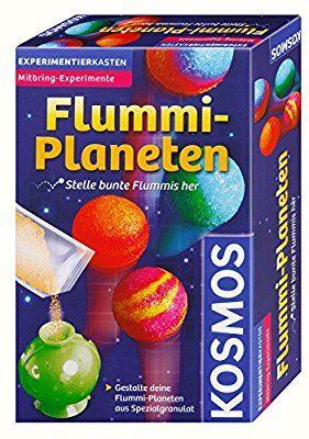 KOSMOS Zauberei 657710 Flummi-Planeten (Amazon Prime)