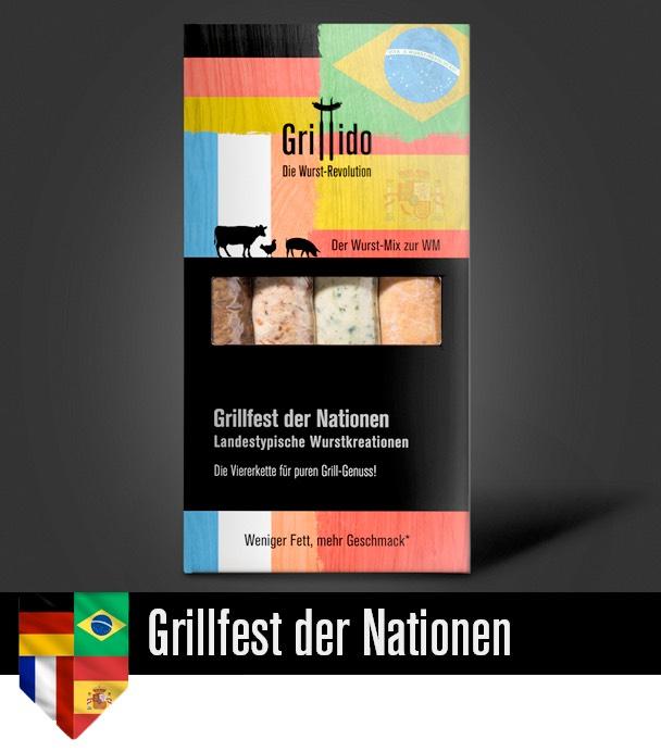 "[REAL] Würstchen-Packung ""Grillfest der Nationen"" Mega-Deal der Telekom"