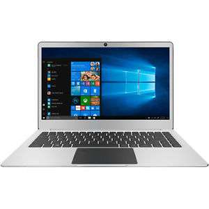 "[Ebay.com.au / Saturn oder Amazon] TrekStor Primebook P14 Laptop (35,81 cm (14,1 Zoll) Full HD Display, Intel Celeron N3350, 64GB interne HDD + 128GB SSD, 4GB RAM, Win 10 Home) silber (mit ""Umzug"" nach AU 287€)"