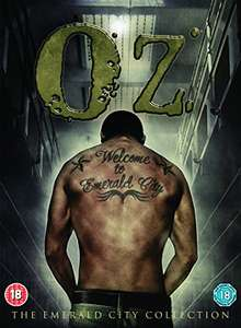 Oz: The Complete Seasons 1-6 [DVD]  in englischer Sprache