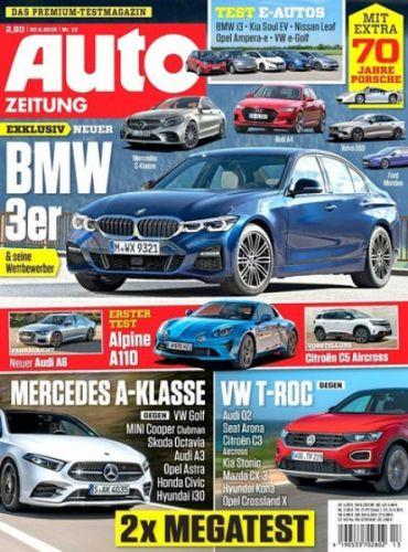 Auto Zeitung Abo (26 Ausgaben) für 73,75 € mit 75€ BestChoice Universalgutschein (Kein Werber nötig)