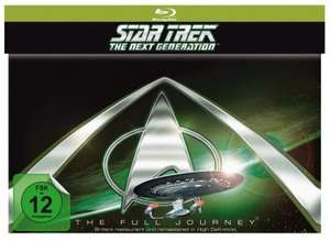 Star Trek - The Next Generation - The Full Journey / Limited Edition (Blu-ray) für 60,99 EUR (Media-Dealer)