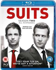 Suits - Staffel 2 (Blu-ray) für 8,51€ (Zavvi)