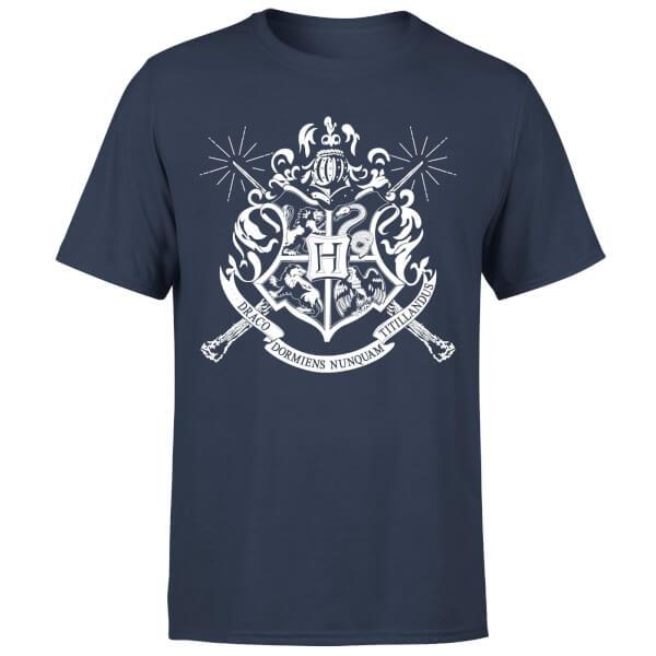Harry Potter Hogwarts House Crest T-Shirt für 10,99€ (Zavvi)