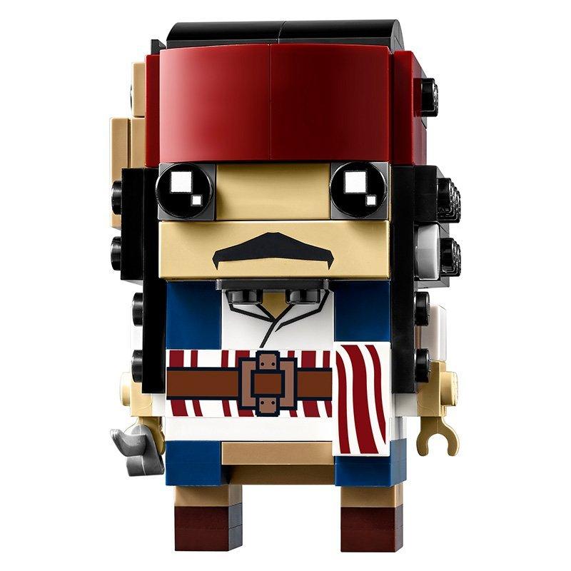 Lego BrickHeadz Captain Jack Sparrow für 7,96€ (GameStop)