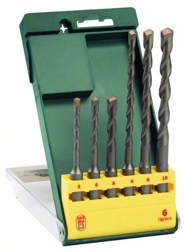 Bosch Bohrer-Set 6tlg. für SDS-Plus
