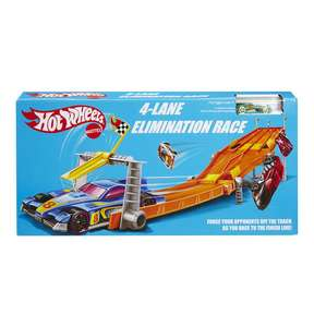 HOT WHEELS 4 Lane Elimination Race für 17,99 EUR (Galeria Kaufhof)