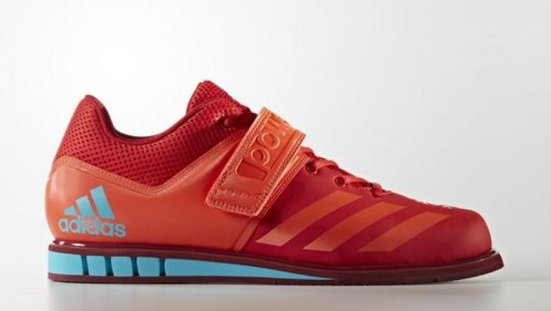 Adidas Powerlift 3.1 in scarlet rot in mehreren Größen