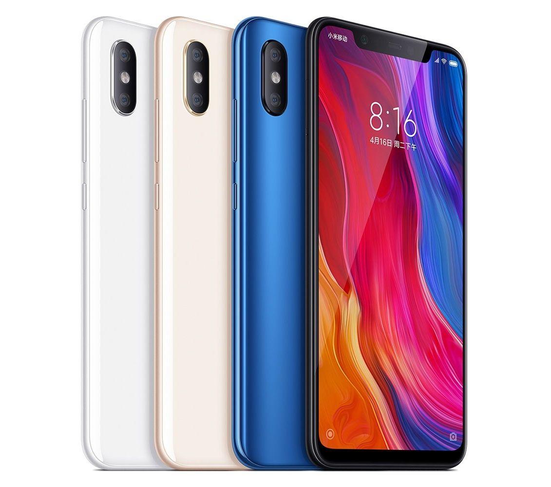 Xiaomi Mi 8 64/6GB mit Band 20 für 432€ inkl. Versand bei TradingShenzhen