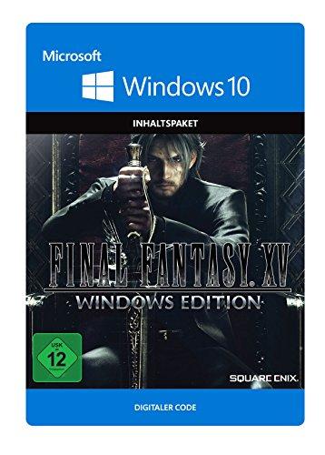 [Amazon] Final Fantasy XV: Windows Edition | Win 10 PC - Download Code