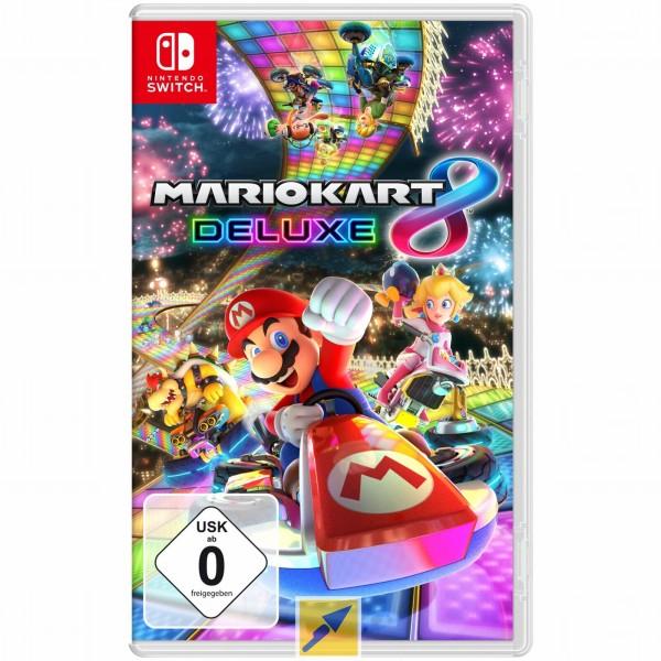 Mario Kart 8 Deluxe für die Switch portofrei für 30,03€ bei Technikdirekt mit Masterpass (günstigster idealo-Preis 44,99€)