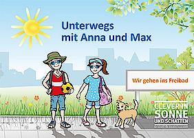 """Kinderbuch """"Clever in Sonne und Schatten"""" & Sonnen-Memory usw. kostenlos bestellen !"""