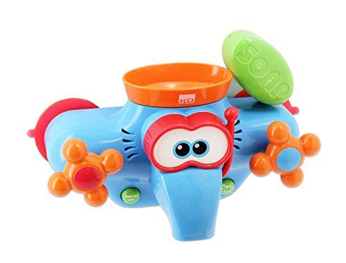 KidZ delight: Wasserspaß für Kinder: musizierender Wasserhahn als Badewannenspielzeug [Amazon prime und Toys´R´us]
