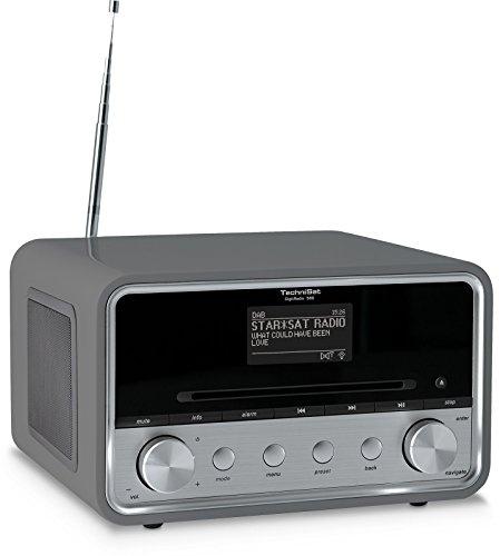 [Amazon Spanien] Technisat Digitradio 580 (CD-Player, DAB+, UKW, Internetradio, Multiroom-Streaming, Spotify Connect, Bluetooth, USB)