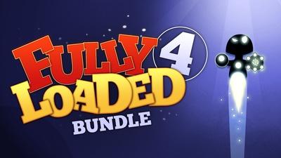 Fully Loaded 4 Bundle (10 Steam Games) für 1,99€ (Fanatical)