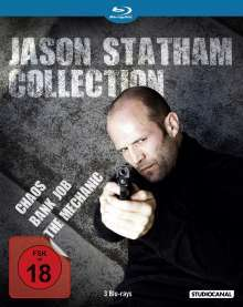 "[JPC] Jason Statham Collection / ""Chaos"", ""Bank Job"", ""The Mechanic"""