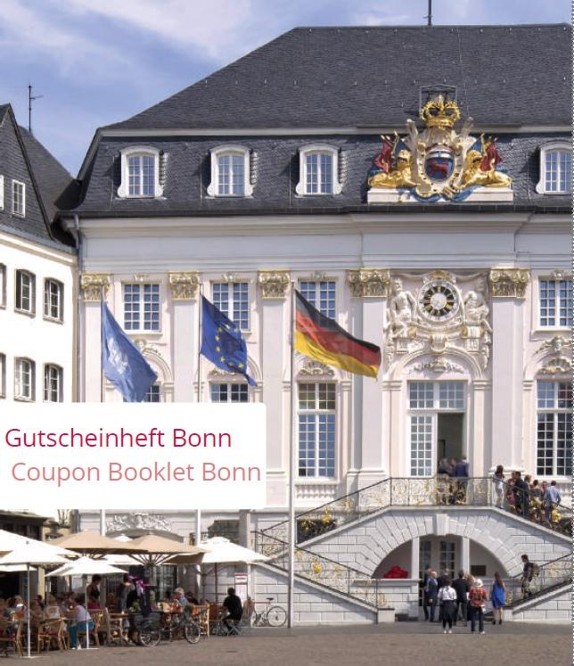 div. Gutscheine für Bonn (z.B. 10% Lindt, 20% DINERA, 10% Pylones) Lokal Bonn