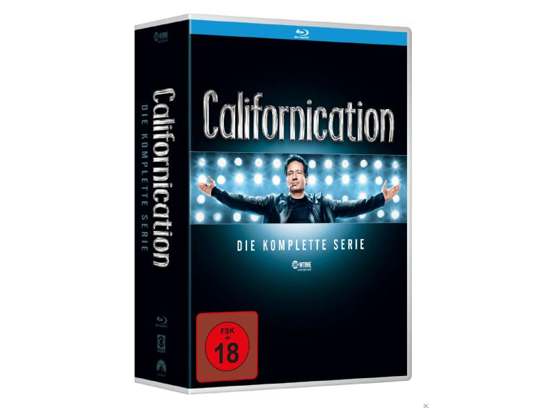 Californication: Komplettbox (Blu-ray) für 39€ & Dexter: Komplettbox (Blu-ray) für 49€ [Mediamarkt]