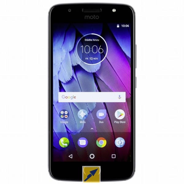Motorola Moto G5S Smartphone - Technikdirekt.de MASTERPASS