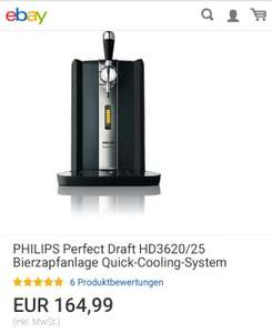 [ebay] PHILIPS Perfect Draft HD3620/25