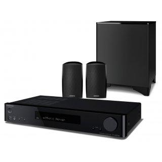 """[MD-Sound] Onkyo LS5200 2.1 Heimkinosystem (Multiroom, 310 W, WLAN, Bluetooth, Spotify, Deezer), schwarz (mit """"Umzug"""" nach AU für 300€)"""