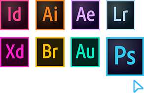 Adobe CC Creative Cloud (alle Programme)