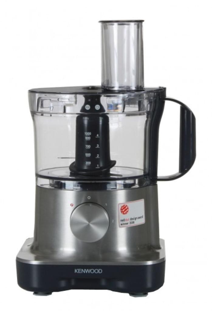 Kenwood FPM250 Multipro Compact Multifunktions Küchenmaschine - 750 Watt - 2 Geschwindigkeitsstufen - Fassungsvermögen: ca. 2,1 l