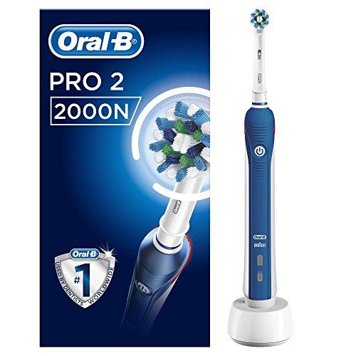 [Amazon] Oral-B PRO 2 2000N mit Lithium-Akku! für 51,85€