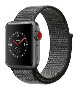 Apple Watch Series 3 Cellular 389€ 38mm (cyberport) Nike 399€